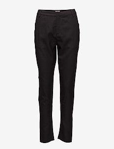 Tano 988 PA - pantalons droits - black