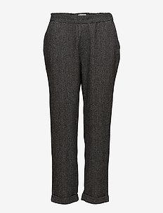 Jalaja PA - pantalons droits - salt n pepa melange