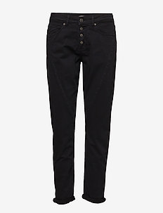 Koraline PA - pantalons droits - dark navy