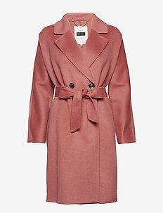 MistyPW OTW - manteaux de laine - mauvewood