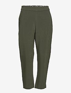 Manny PA - pantalons droits - rosin
