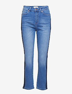 Ozaka I JE - straight jeans - medium denim