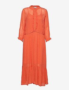 PeachesPW DR - shirt dresses - emberglow
