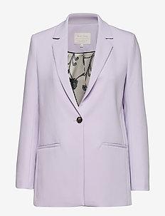 Kylie BZ - oversize blazers - pastel lilac