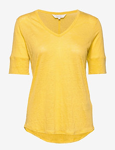 CurlyPW TS - t-shirts basiques - ceylon yellow