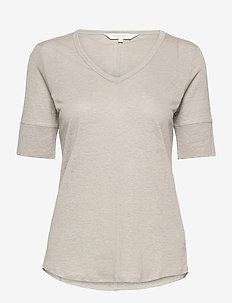 CurlyPW TS - t-shirts - flint gray