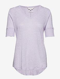 CurlyPW TS - t-shirts basiques - pastel lilac