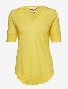 CurlyPW TS - t-shirts basiques - primrose yellow