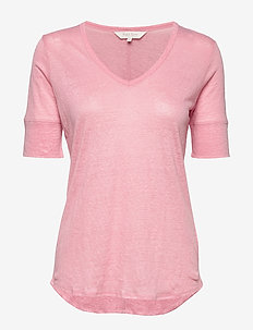 CurlyPW TS - t-shirts basiques - sea pink