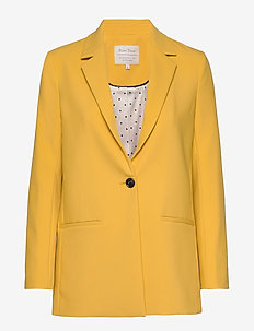 KyliePW BZ - blazers - ceylon yellow