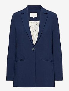 KyliePW BZ - blazers - navy blazer