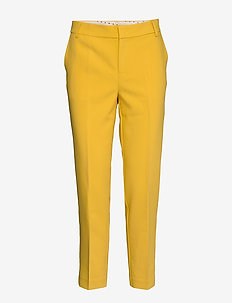 CleaPW PA - slim fit housut - ceylon yellow