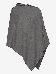 RiannaPW PO - ponchos en capes - medium grey melange