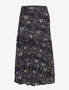 Tami SK - MEADOW PRINT DARK BLUE