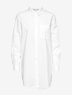 LulasPW SH - pitkähihaiset paidat - bright white