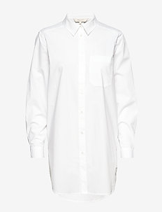 LulasPW SH - chemises à manches longues - bright white