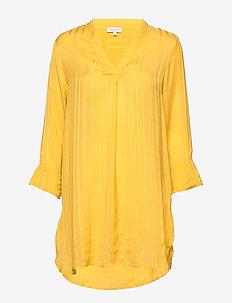 Binish TU - tunikat - ceylon yellow