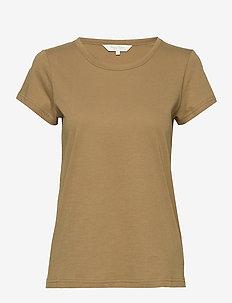 RataPW TS - t-shirts - butternut