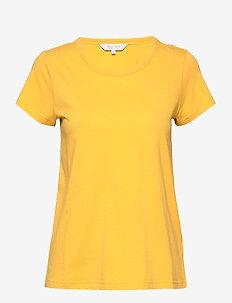 RataPW TS - t-shirts - ceylon yellow