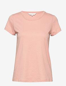 RataPW TS - t-shirts - misty rose