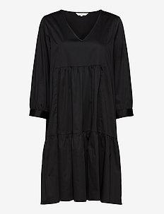 ViktorinePW DR - robes midi - black