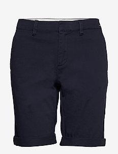 HanijasPW SHO - chino shorts - blue graphite