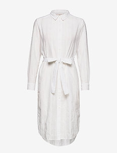 BerenPW DR - shirt dresses - bright white