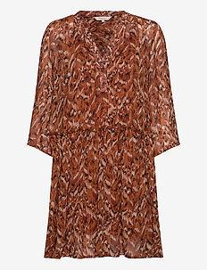 SophiasPW DR - short dresses - texture print, sunburn
