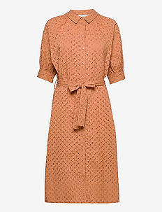 DinePW DR - robes chemises - sunburn