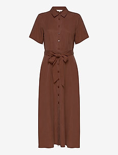 DilayPW DR - robes chemises - chocolate glaze