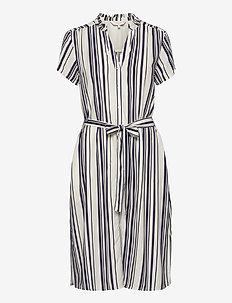 DoreenPW TU - robes chemises - bold stripe, navy