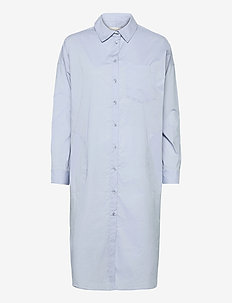 EdilPW DR - robes chemises - kentucky blue
