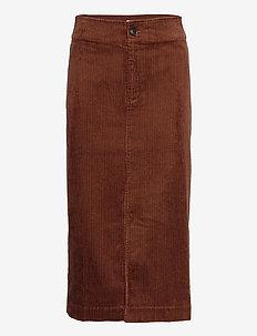EikePW SK - jupes longues - chocolate glaze