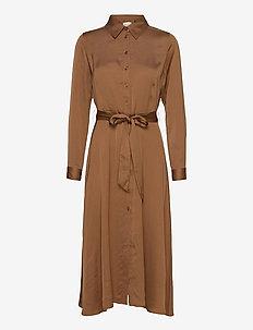 ErionaPW DR - robes chemises - hazel brown