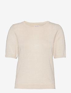 EverlotPW PU - knitted tops & t-shirts - whitecap gray