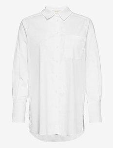 EdibePW SH - pitkähihaiset paidat - bright white