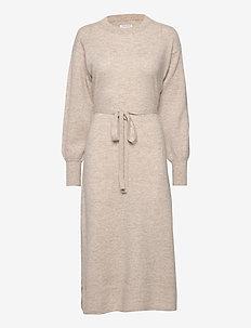 FevenPW DR - midi kjoler - smoke gray melange