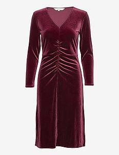 FloraPW DR - midi kjoler - winetasting