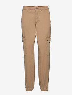 GertasPW PA - pantalons casual - tannin
