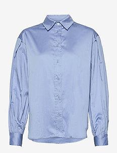 GyaPW SH - chemises à manches longues - vista blue