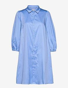 EleinaPW DR - robes chemises - vista blue
