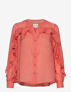GulriPW SH - blouses met lange mouwen - tea rose