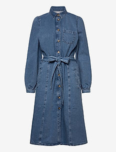 HavinPW DR - shirt dresses - medium denim