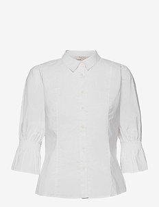 HarleenPW SH - chemises à manches longues - bright white