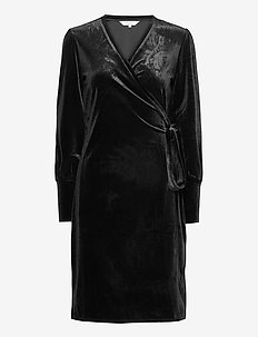 VanillaPW DR - robes portefeuille - black
