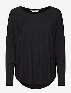 FalaPW TS - pitkähihaiset t-paidat - black