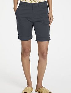 HanijasPW SHO - chino shorts - blue graphite