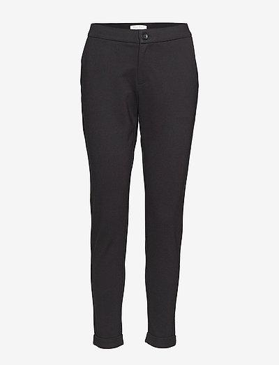 MIGHTYPW 110 - bukser med lige ben - black