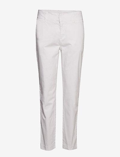 SoffysPW PA - chinos - bright white