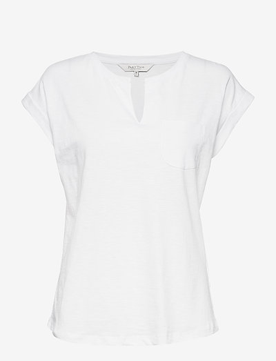KeditaPW TS - t-shirts - bright white
